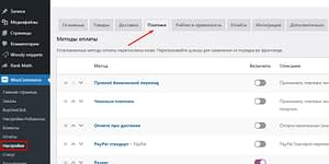 Плагин интеграции Payeer для WooCommerce